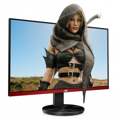"AOC Gaming G2790VXA LED display 68,6 cm (27"") 1920 x 1080 Pixel Full HD Nero, Rosso"